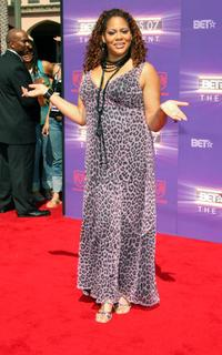 Kim Coles at the 2007 BET Awards.