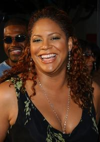 Kim Coles at the