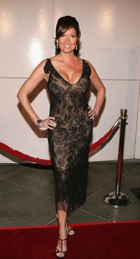 Lisa Coles at the Los Angeles premiere of