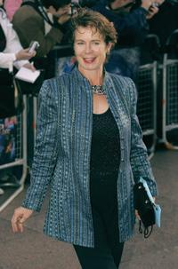 Celia Imrie at the world charity premiere of