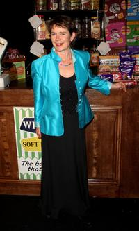 Celia Imrie at the after party of the world premiere of