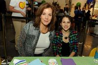 Margaret Colin and Hallie Kate Eisenberg at the Elizabeth Glaser Pediatric AIDS Foundation