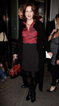Margaret Colin at the opening night of