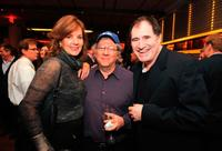 Margaret Colin, Peter Riegert and Richard Kind at the after party of the screening of