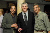 Joe Desano, Gregory Jbara and Tony DiNapoli's at the after party of 2009 Passing It On Benefit.