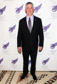 Gregory Jbara at the American Theatre Wing's 2009 Spring Gala.