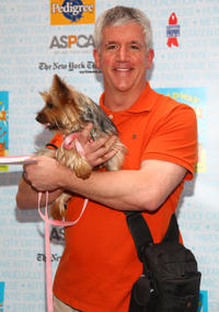 Gregory Jbara at the 11th Annual Broadway Barks in New York City.