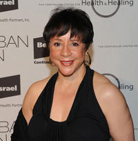 Sheila Johnson at the Continuum Center for Health Organic Elegance benefit at Espace in New York.
