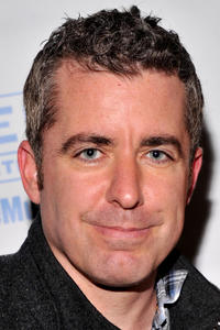 Jason Jones at the off Broadway opening night of