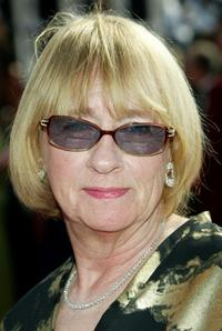 Kathryn Joosten at the 57th Annual Emmy Awards.