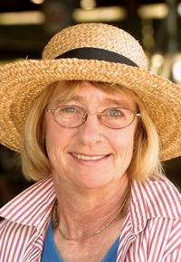 Kathryn Joosten at the 2002 Festival of the Animals.