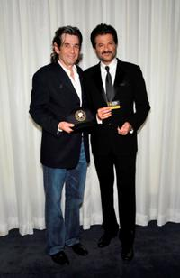 Alan Rosenberg and Anil Kapoor at the world premiere of