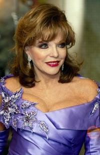 Joan Collins at the British Comedy Awards 2003.