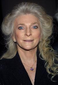 Judy Collins at the UNICEF Goodwill Gala: 50 Years of Celebrity Advocacy event.
