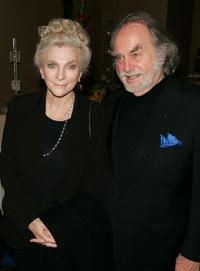 Judy Collins and husband at the Community Access 30th anniversary Gala Celebration.