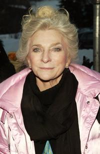 Judy Collins at the premiere of