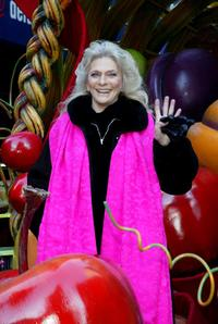 Judy Collins at the 77th Annual Macys Thanksgiving Day Parade.