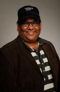 Satish Kaushik at the Tribeca Film Festival 2010.