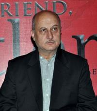 Anupam Kher at the launch of