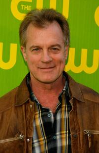 Stephen Collins at the CW Launch Party.