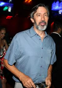 Frank Collison at the after party of the premiere of