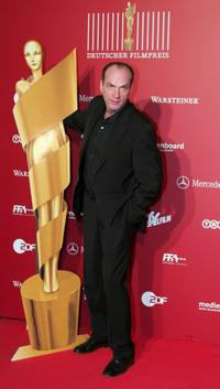 Herbert Knaup at the German Film Awards.