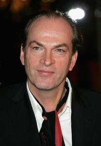 Herbert Knaup at the premiere of