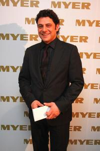Vince Colosimo at the official cocktail launch party.
