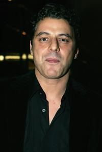 Vince Colosimo at the opening night world premiere of