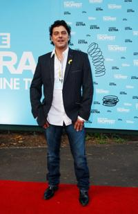 Vince Colosimo at the Movie Extra Tropfest 2009.