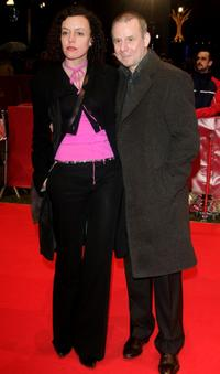 Maria Schrader and Joachim Krol at the premiere of