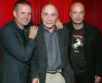 Joachim Krol, Peter Fitz and Christian Berkel at the premiere of