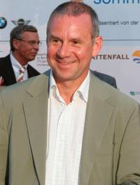 Joachim Krol at the ZDF Television Summer party.