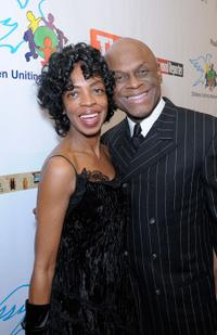 Brooks Colyar and Michael Colyar at the 11th Annual Children Uniting Nations Oscar Celebration.