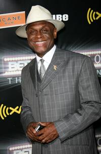 Michael Colyar at the 2007 BET Awards after party.