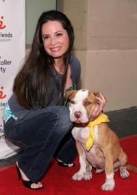 Holly Marie Combs at the 2005 Roller Lint Party benefiting Los Angeles animals.