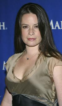 Holly Marie Combs at the Make-A-Wish Foundation 2004 Awards Dinner.