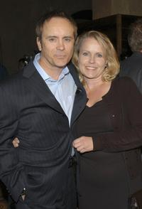 Jeffrey Combs and wife Alice at the