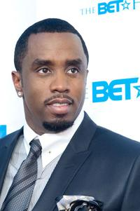 Sean Combs at the 2010 BET Honors.