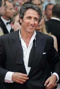 Richard Anconina at the 58th edition of the International cannes film Festival.