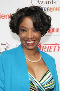 Adriane Lenox at the 55th Annual Drama Desk Awards.
