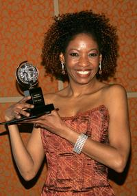 Adriane Lenox at the 59th Annual Tony Awards.