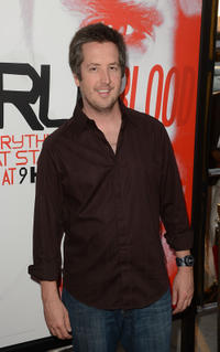 Steve Little at the California premiere of