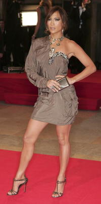 Jennifer Lopez at the ECHO Music Awards 2007.