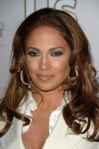 Jennifer Lopez at the Us Magazine Hot Hollywood 2007 Party.