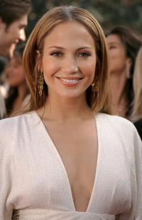 Jennifer Lopez at the 2006 NCLR ALMA Awards.