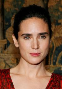 Jennifer Connelly at the fashion industry's battle against HIV/AIDs during the