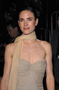 Jennifer Connelly at the Vanity Fair Oscar Party.