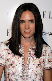 Jennifer Connelly at the Elle's 14th Annual Women in Hollywood party.