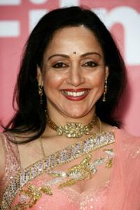 Hema Malini at the 2007 Bangkok International Film Festival Opening Ceremony.